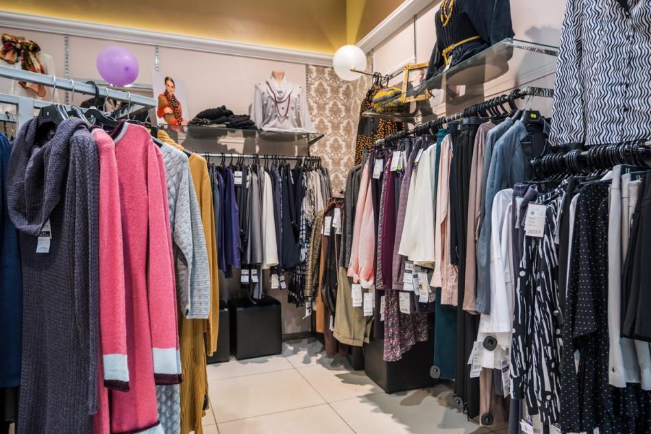 Магазин Женской Одежды Гланс